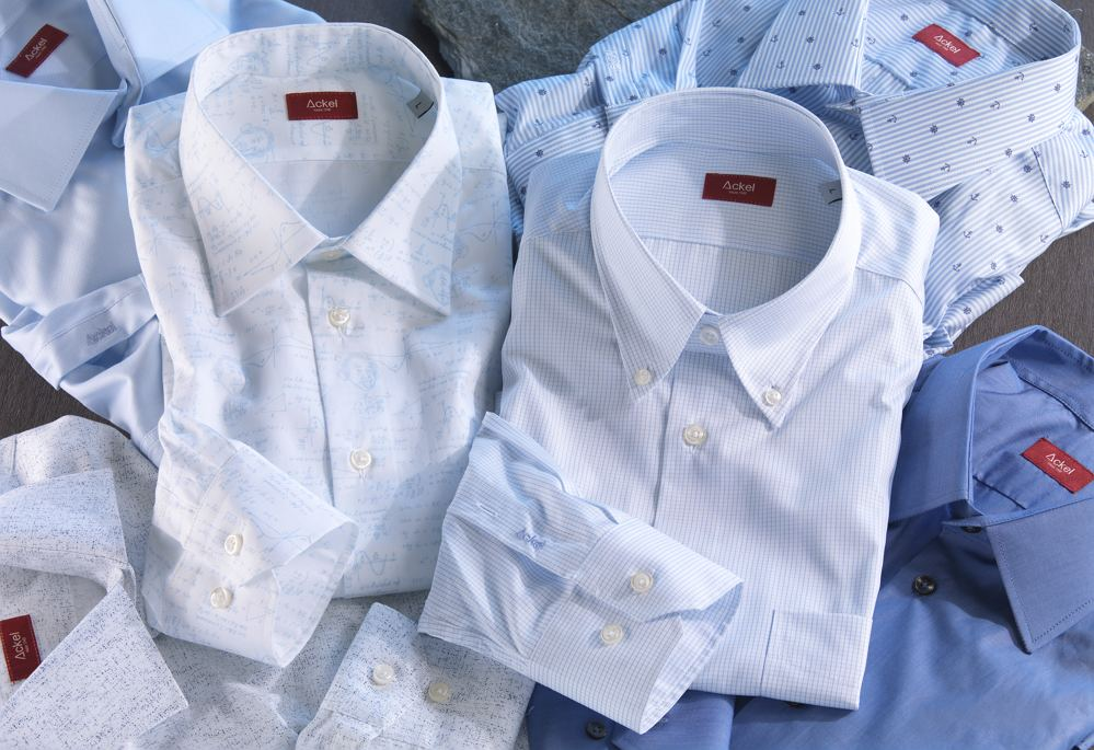 Ackel-Herrenhemden